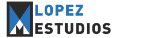 M Lopez Estudios Logo