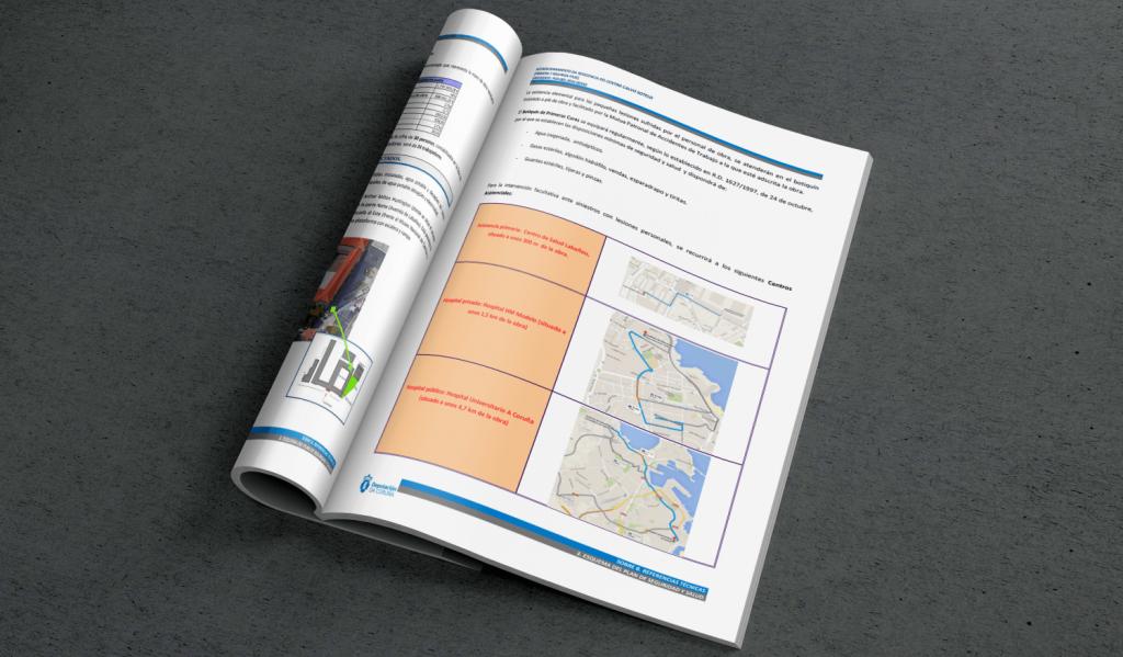 Documentación complemetaria a los proyectos